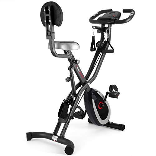 Geschenk für Radfahrer – Hometrainer Ergometer