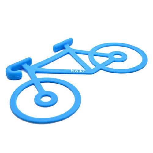 Spanngummi als universales Geschenk für Radfahrer