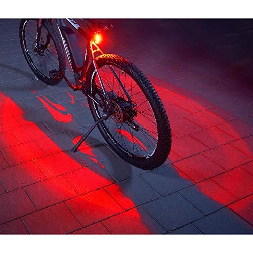 Geschenk für Fahrradfahrer – Fischer 360 Grad Fahrradlicht