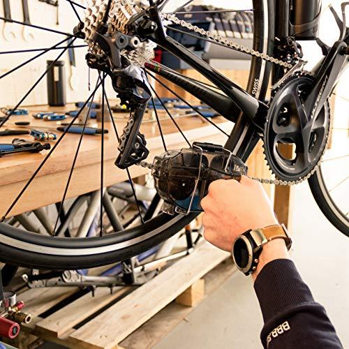 Kettenreinigungsgerät für Fahrräder und E-Bikes