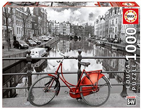 Fahrrad Puzzle als tolles Geschenk