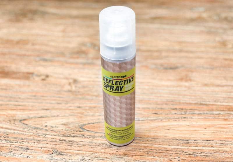 Albedo 100 Reflektionsspray für Texttilien