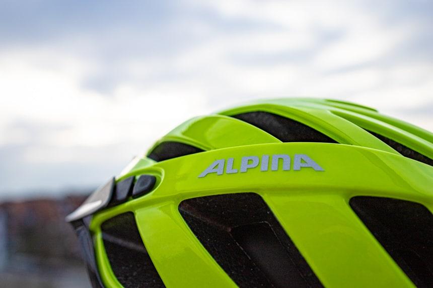 Alpina Panoma Test – Lufteinlässe