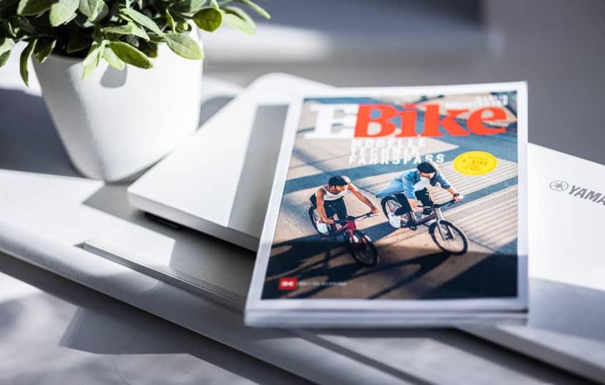 Moodbild von E-Bike – Modelle – Technik – Fahrspaß