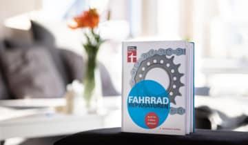 das Buchcover von Fahrradreparaturen von Stiftung Warentest