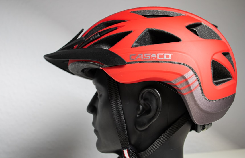 Casco Activ 2 Test – Design