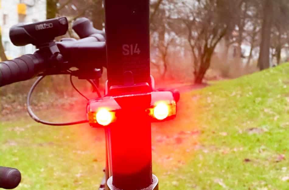 Cateye GVolt 50 – Rücklicht Rapid Micro G