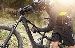 Bosch Fehlercode bei Mountainbike
