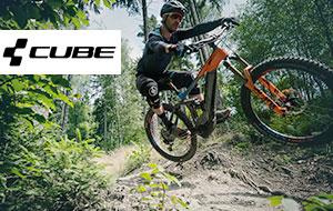 Cube ist eine der besten E-Bike Marken