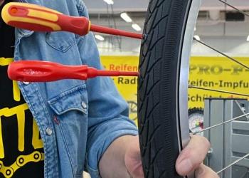 e-bike-messe-rad-hamburg-reifen-einstiche-platt