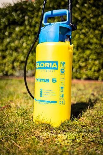 E-Bike reinigen mit der Gloria Prima 5