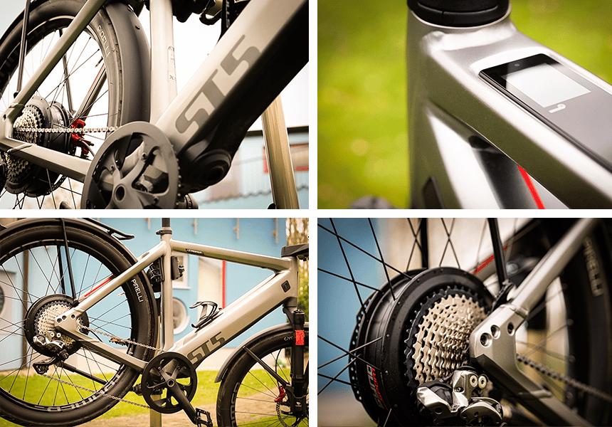 Nach der E-Bike Reinigung sieht unser Rad wieder richtig schick aus!