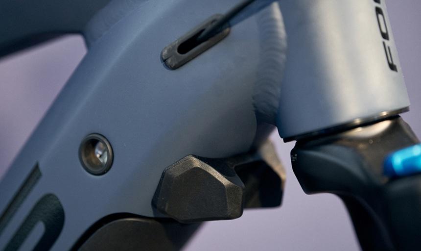E-Bike Test – innenliegende Bowdenzüge