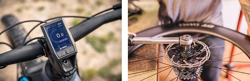 E-Bike Test – Ausstattung aller Pedelecs werden unter die Lupe genommen