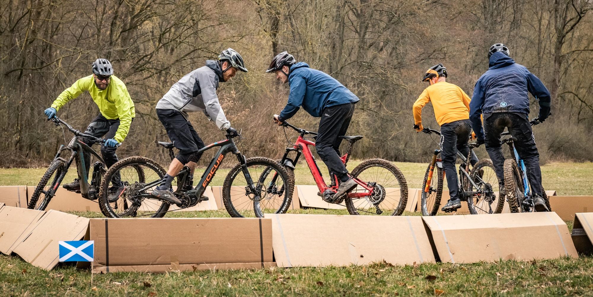 E-Mountainbike Test 2020