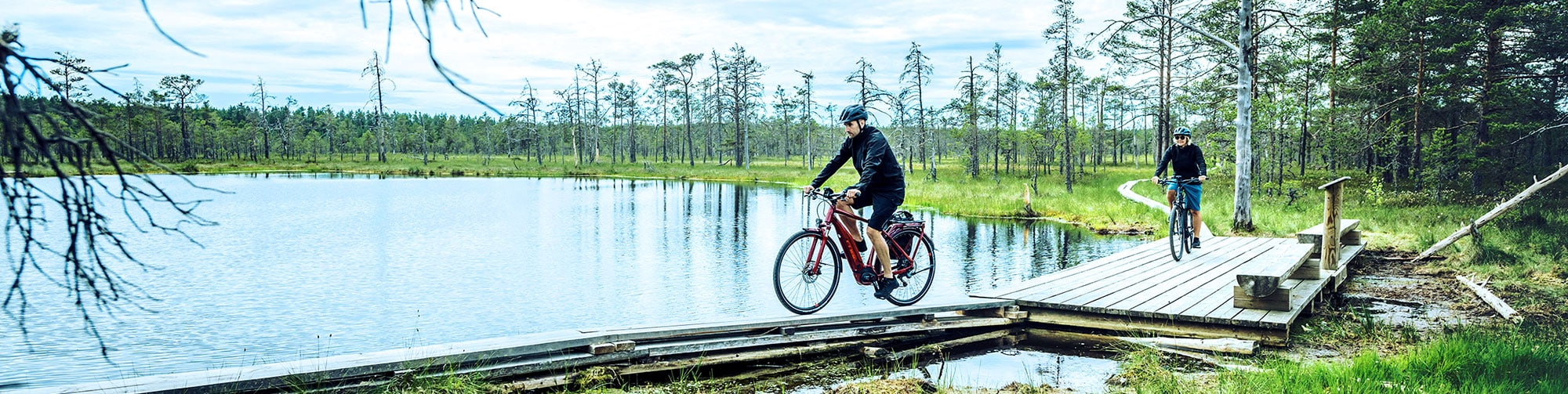 E-Bike Tests bei ebikeers