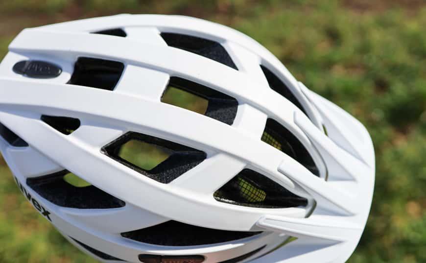 Fahrradhelm mit guter Belüftung