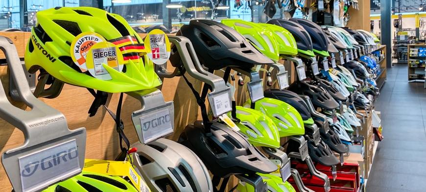 Fahrradhelm Test – Helme im Vergleich
