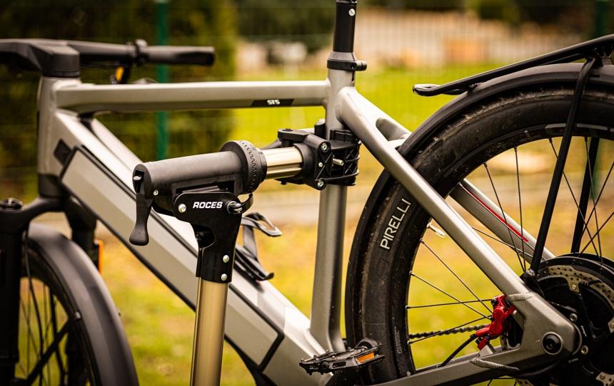 Fahrradmontageständer CXWXC Test – hält hohen Belastungen Stand