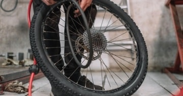 Der optimale Reifendruck für dein Fahrrad