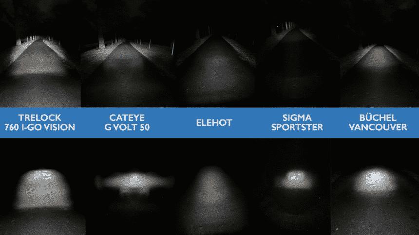 Fahrradbeleuchtung im Praxistest