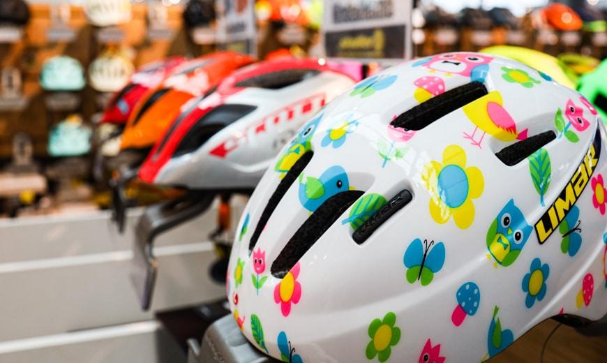 Kinder Fahrradhelm im großen Test