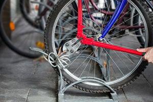 Fahrradschlösser lassen sich mit Bolzenschneidern einfach knacken