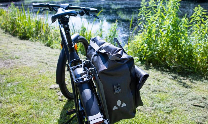 Hinterradtaschen oder auch Gepäckträgertaschen im Fahrradtaschen Test