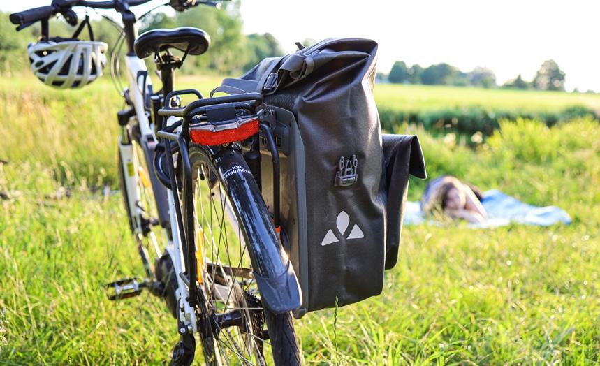 Fahrradtasche für Touren
