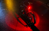 Fischer Twin 360° Fahrrad Rückleuchte im Test