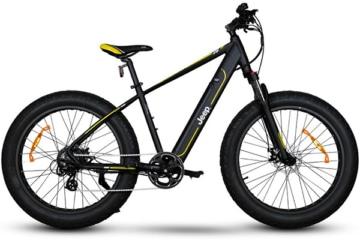 Review des Jeep Fat E-Bike MHFR 7100