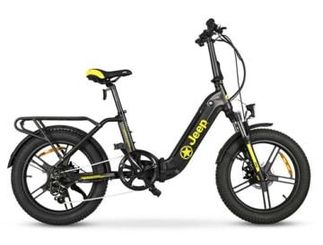 So sieht das Jeep Fold FR 7000 E-Bike für Pendler aus