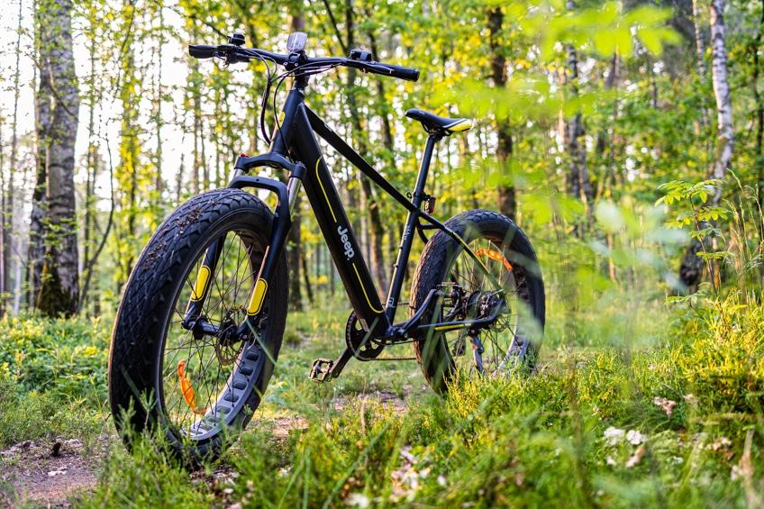 Jeep Mountain FAT E-Bike MHFR 7100 Review