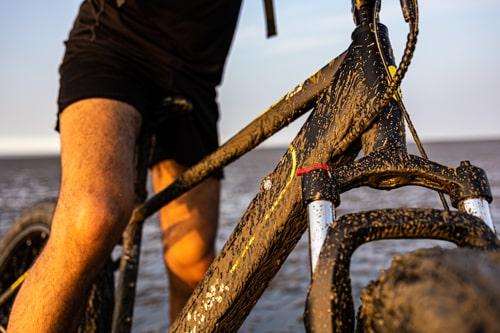 Jeep Fat E-Bike MHFR 7100 Test – so dreckig sieht ein Bike aus, wenn man damit richtig gearbeitet hat