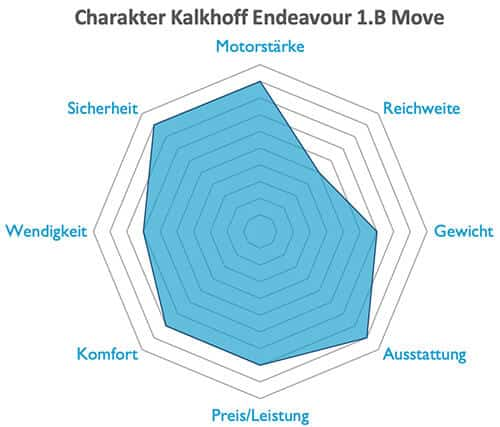 Kalkhoff Endeavour 1.B Move Test Charakter Bewertung