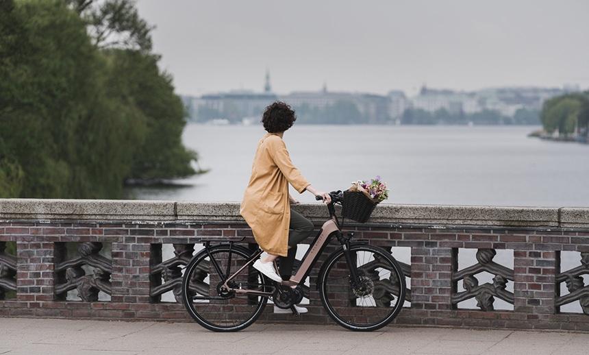 Kalkhoff Image 5.B Excite Test – E-Bike für die Stadt