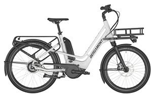 Lasten E-Bike Test –BERGAMONT E-CARGOVILLE BAKERY