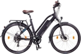 NCM Milano Plus Urban E-Trekking E-Bike Test