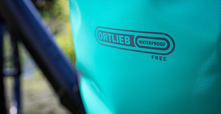 Ortlieb Back-Roller Free Test – deie Fahrradtasche mit PVC freiem Material