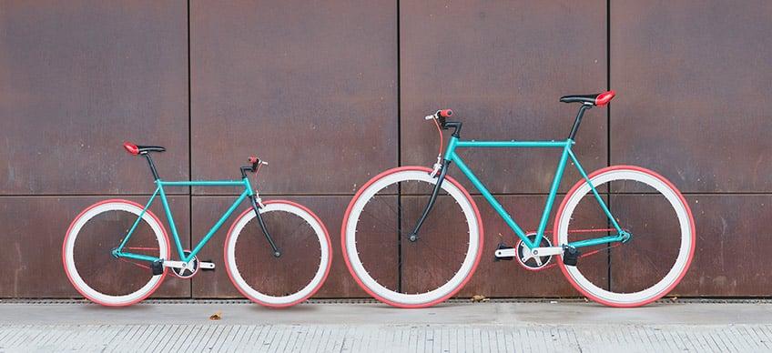 Fahrrad Rahmengröße – so ermittelst du sie