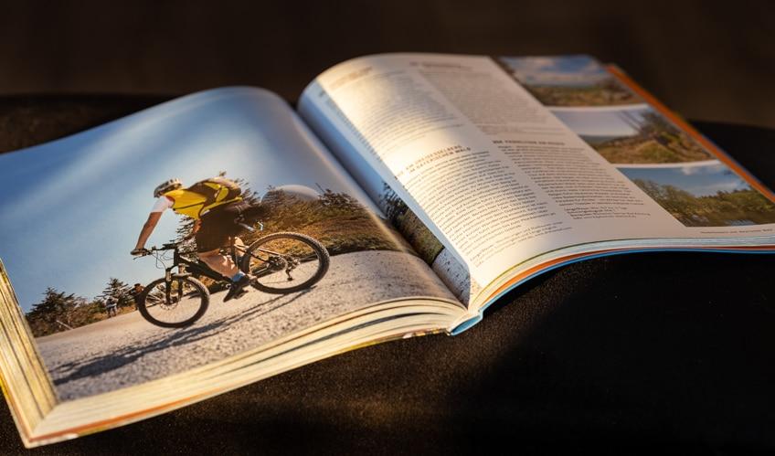 Buchvorstellung: Schnell mal raus: Deutschland, Österreich, Schweiz mit vielen Tipps für Radfahrer und Co