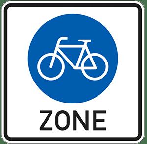 StVO Novelle 2020 – Künftig gibt es reine Fahrradzonen