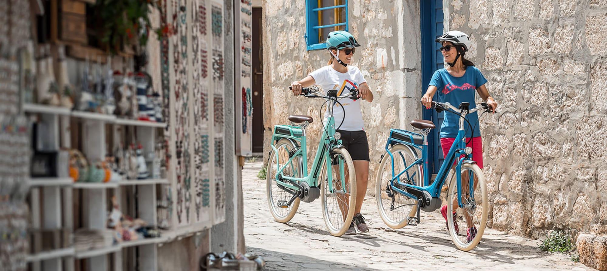 Urban E-Bike Test