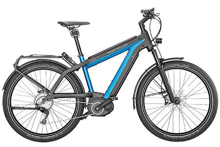 Dieser Fahrradtyp passt zu dir: XXL E-Bike