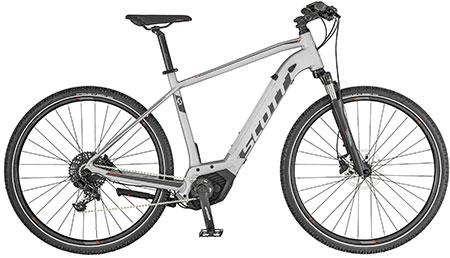 Dieser Fahrradtyp passt zu dir: Cross E-Bike