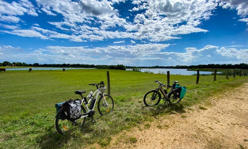 Weserradweg erkunden mit E-bike oder Fahrrad