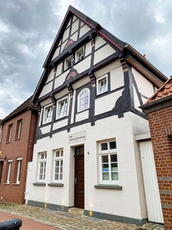 Hotel Ambiente in Nienburg unweit des Weserradwegs