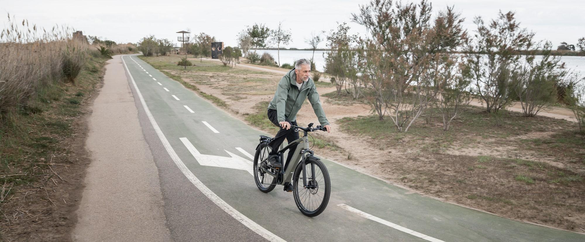 XXL E-Bike Test